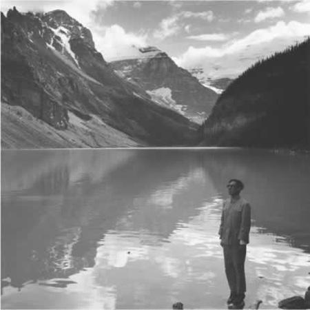 Victoria Peak, Alberta, 1986